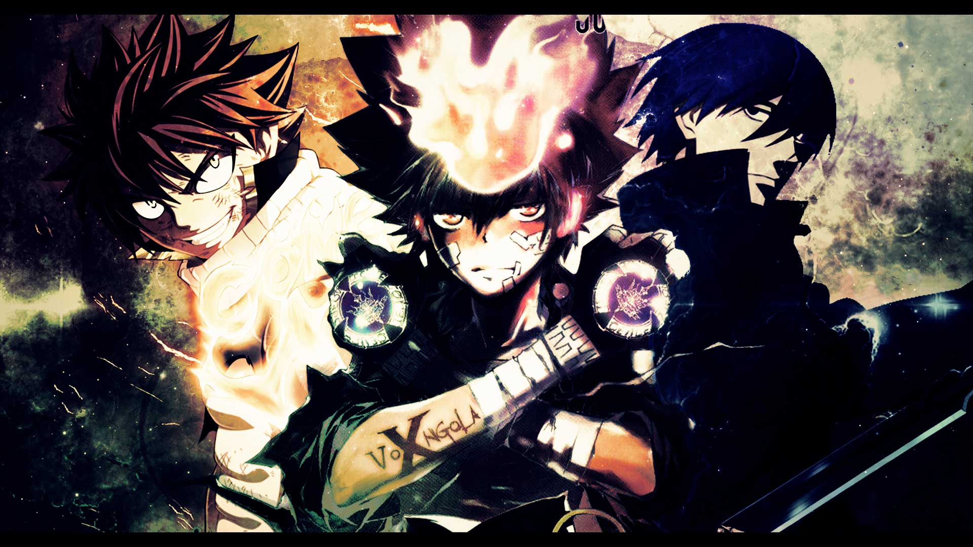 1920x1080 Fairy Tail Phone Wallpaper | HD Wallpapers | Pinterest | Wallpaper ...
