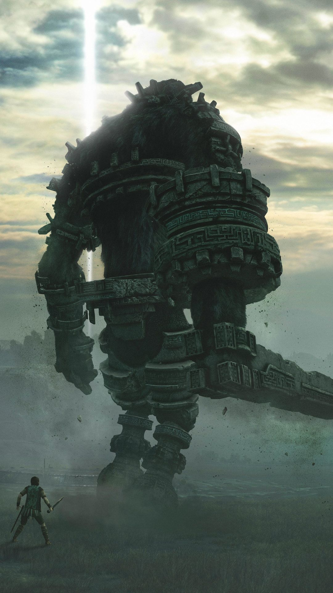 1080x1920 1080x1920 Shadow Of The Colossus 8k Iphone 7,6s,6 Plus, Pixel xl ...