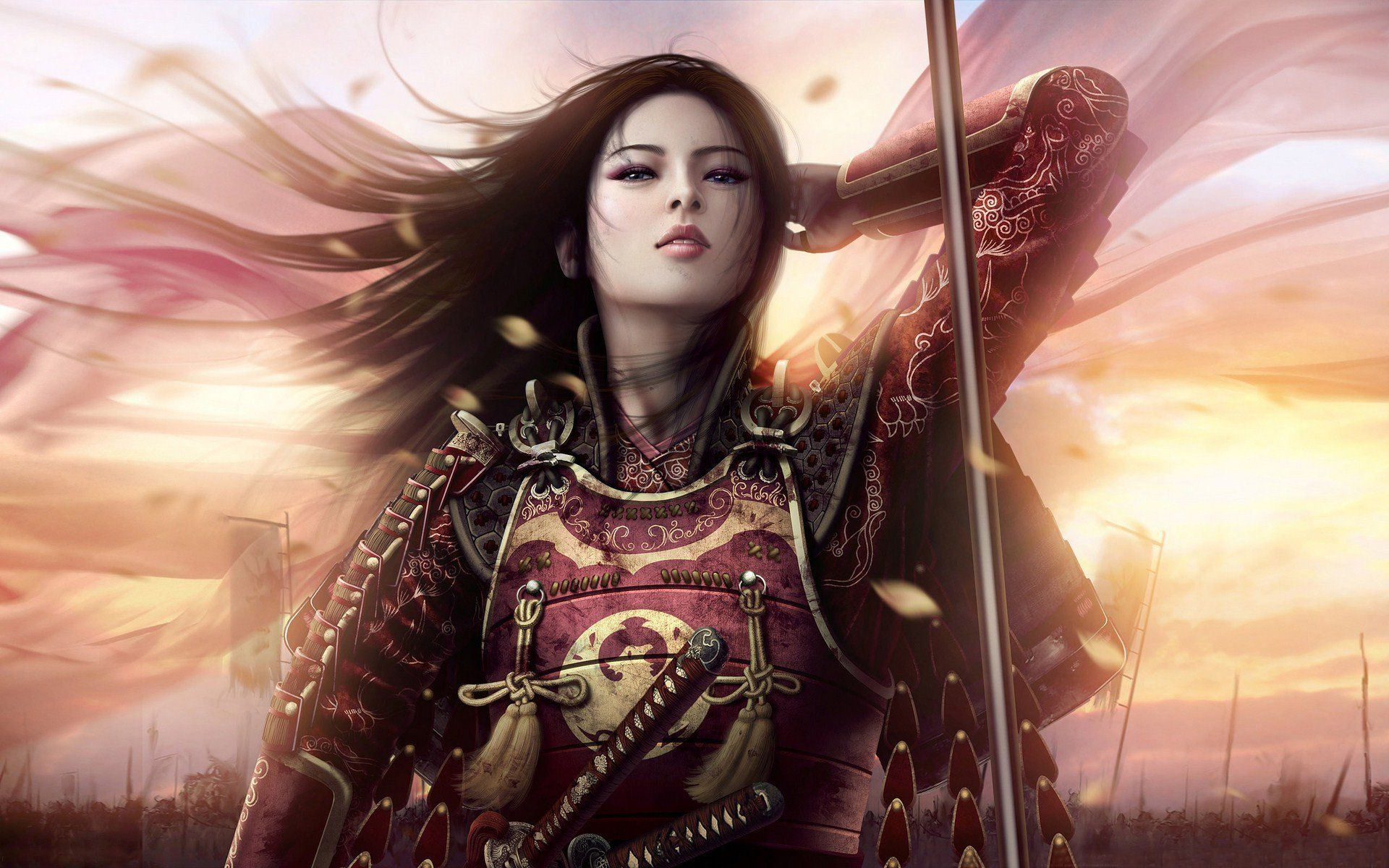 1920x1200 156 Samurai HD Wallpapers   Background Images - Wallpaper Abyss