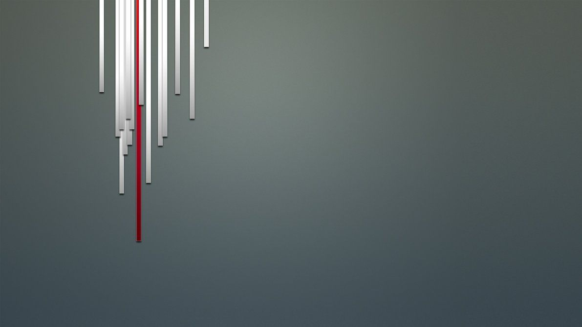 1191x670 Simplistic design wallpaper by ThusWeEnd on DeviantArt