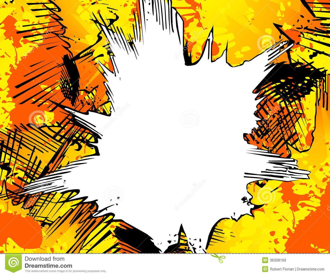1300x1090 Abstract Explosion Background Royalty Free Stock Images - Image ...