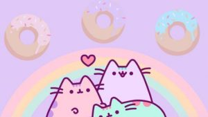 Rainbow Pusheen Wallpapers – Top Free Rainbow Pusheen Backgrounds