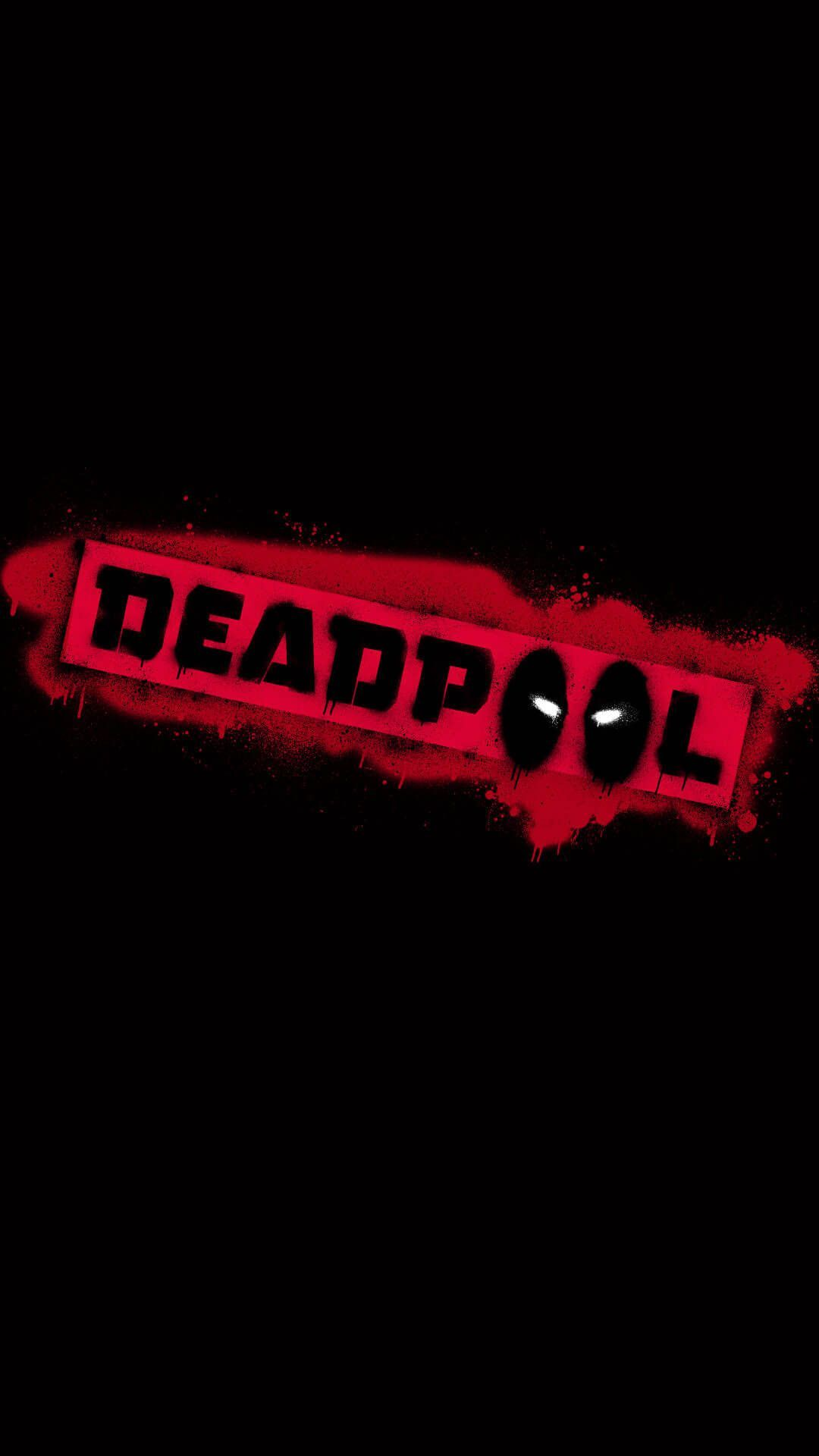 1080x1920 Deadpool Logo iPhone 6 Wallpaper HD | Renuniq._.2 | Deadpool ...