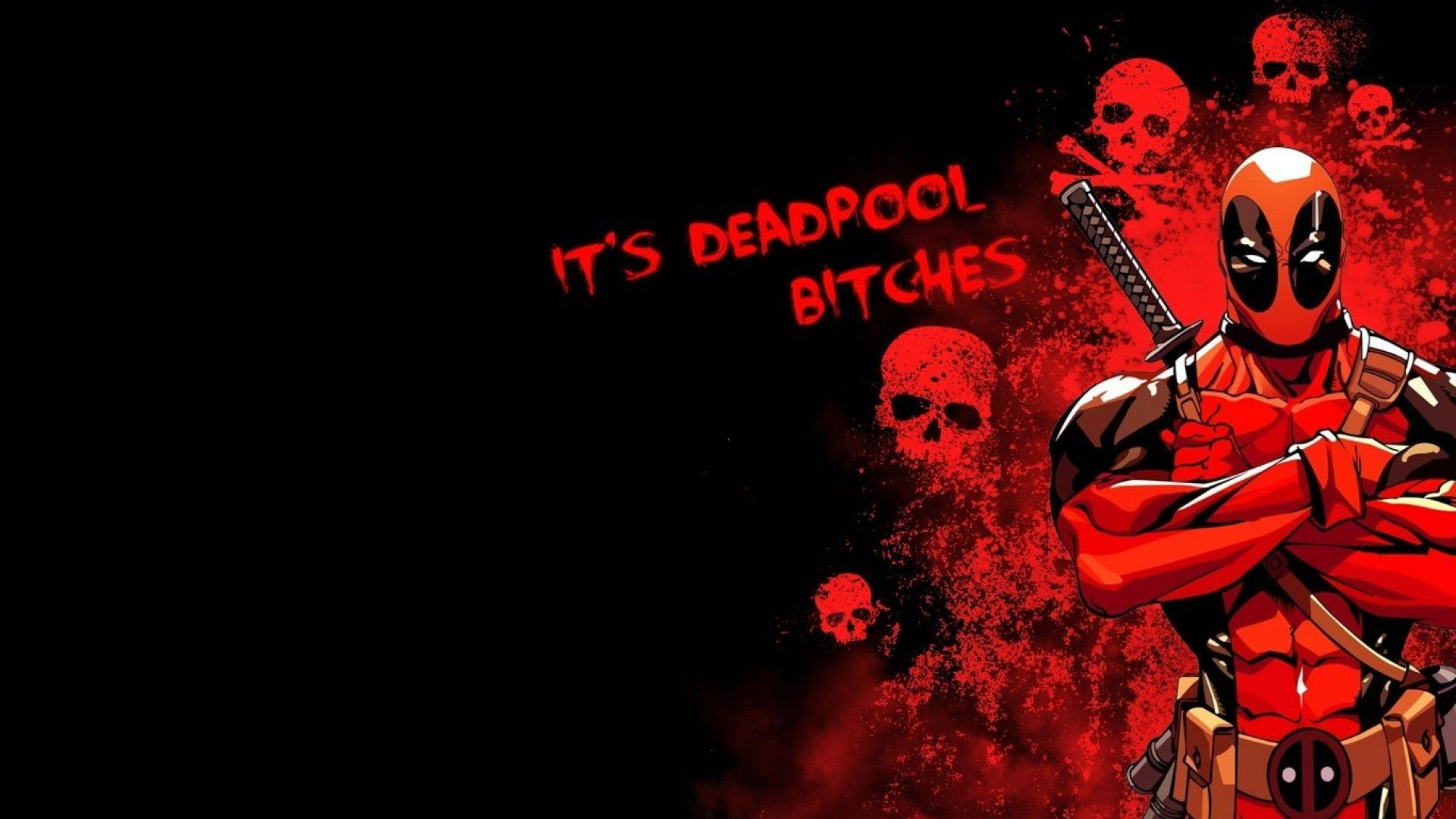 1920x1080 Wallpapers Deadpool | Wallpaper Deadpool | Pinterest | Deadpool ...