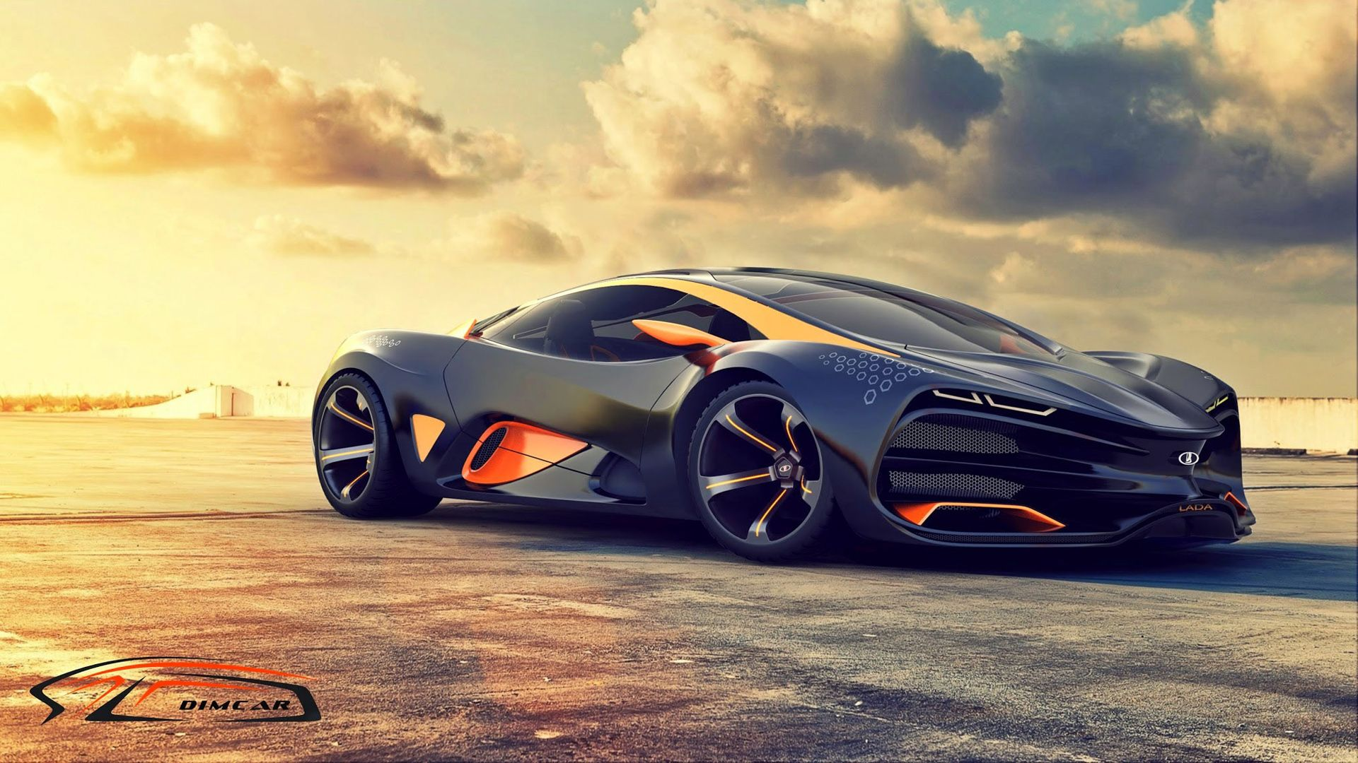 1920x1080 2015 Lada Raven Supercar Concept 2 Wallpaper | HD Car Wallpapers| ID ...