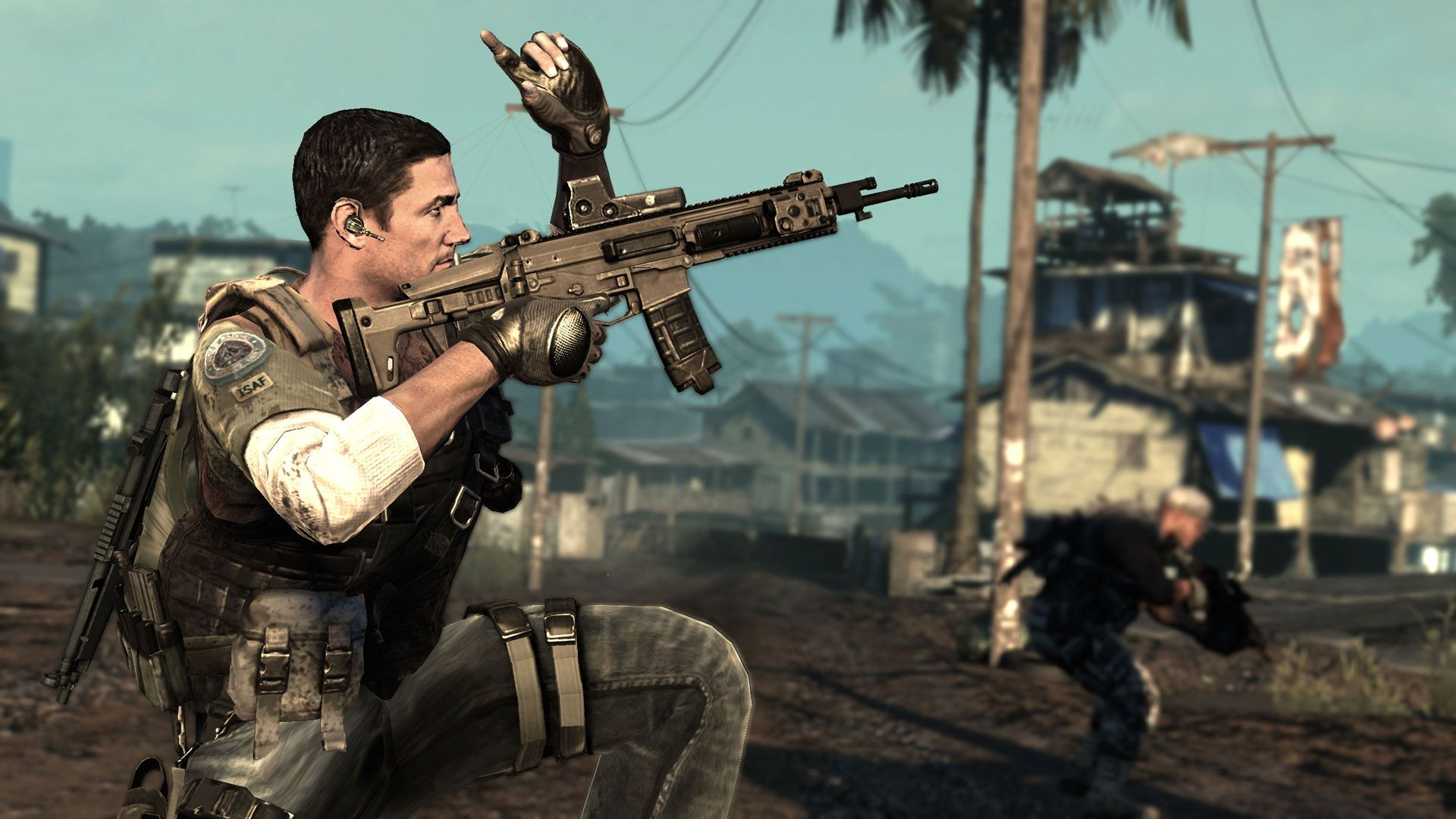 1920x1080 Socom 4 Game Background #14530 Wallpaper   Game Wallpapers HD