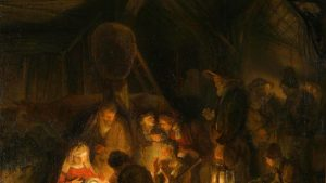 Rembrandt Nativity Wallpapers – Top Free Rembrandt Nativity Backgrounds