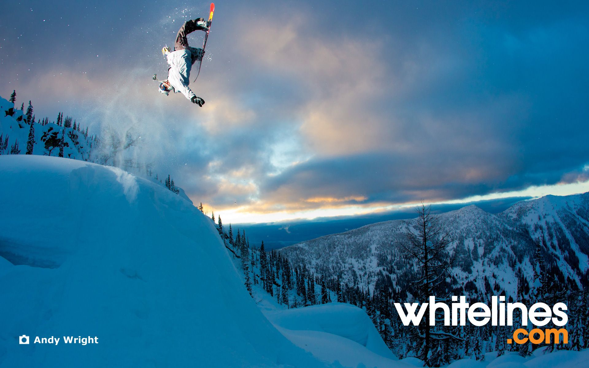 1920x1200 Snowboard Wallpaper - Miika Hast powder turn - White | Adorable ...