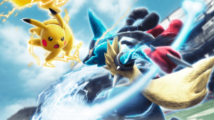 Pikachu Fighting Wallpapers – Top Free Pikachu Fighting Backgrounds