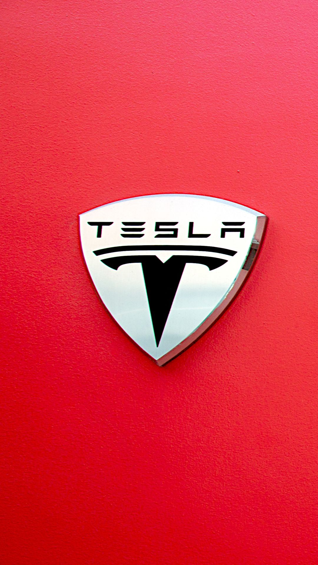 1080x1920 Tesla Logo iPhone Wallpaper HD