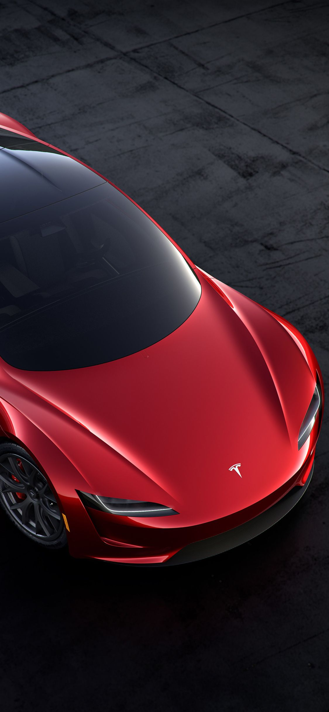 1125x2436 1125x2436 Tesla Roadster 2018 Iphone X,Iphone 10 HD 4k Wallpapers ...