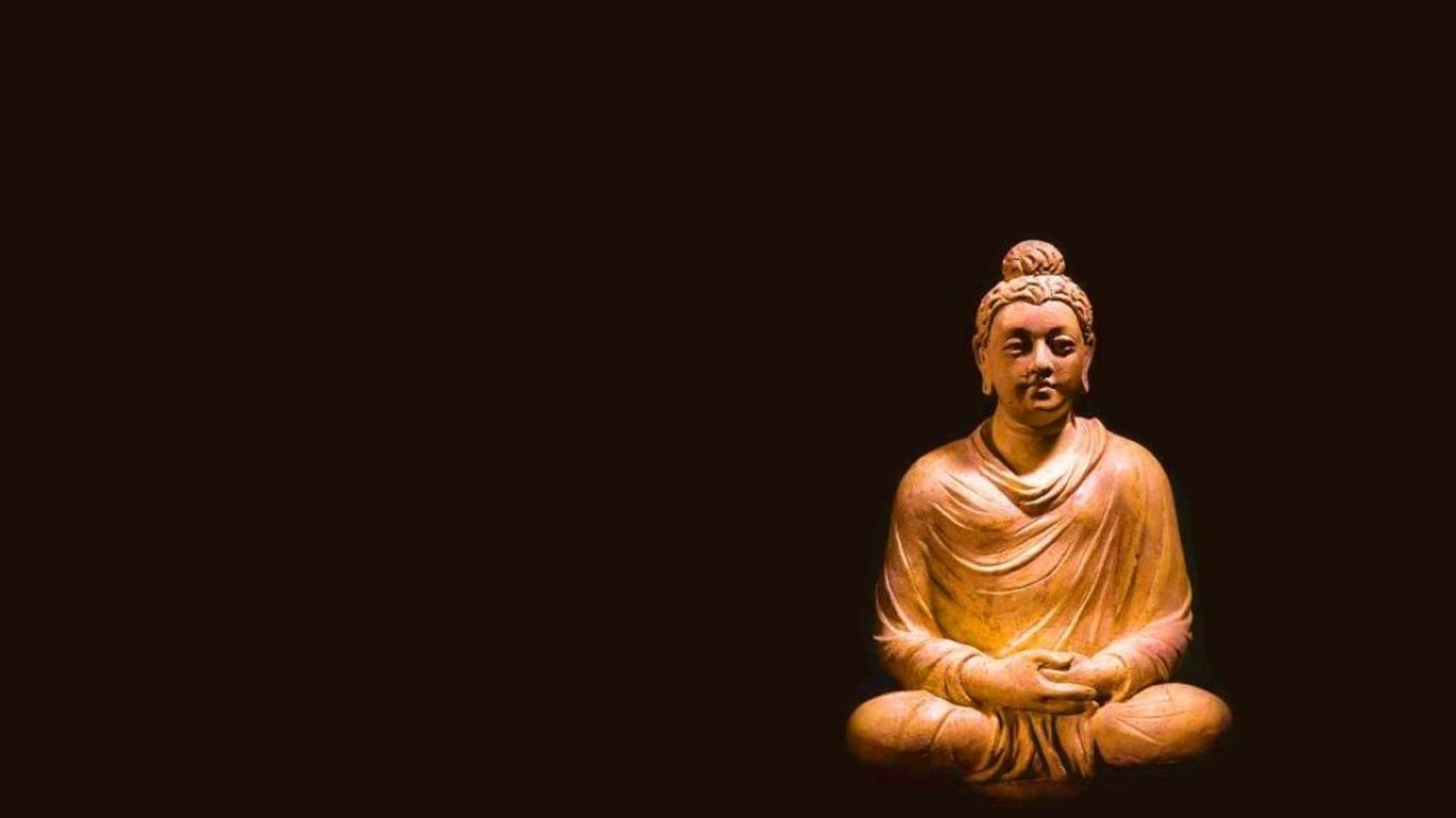 1366x768 buddha wallpaper 5 - 1366