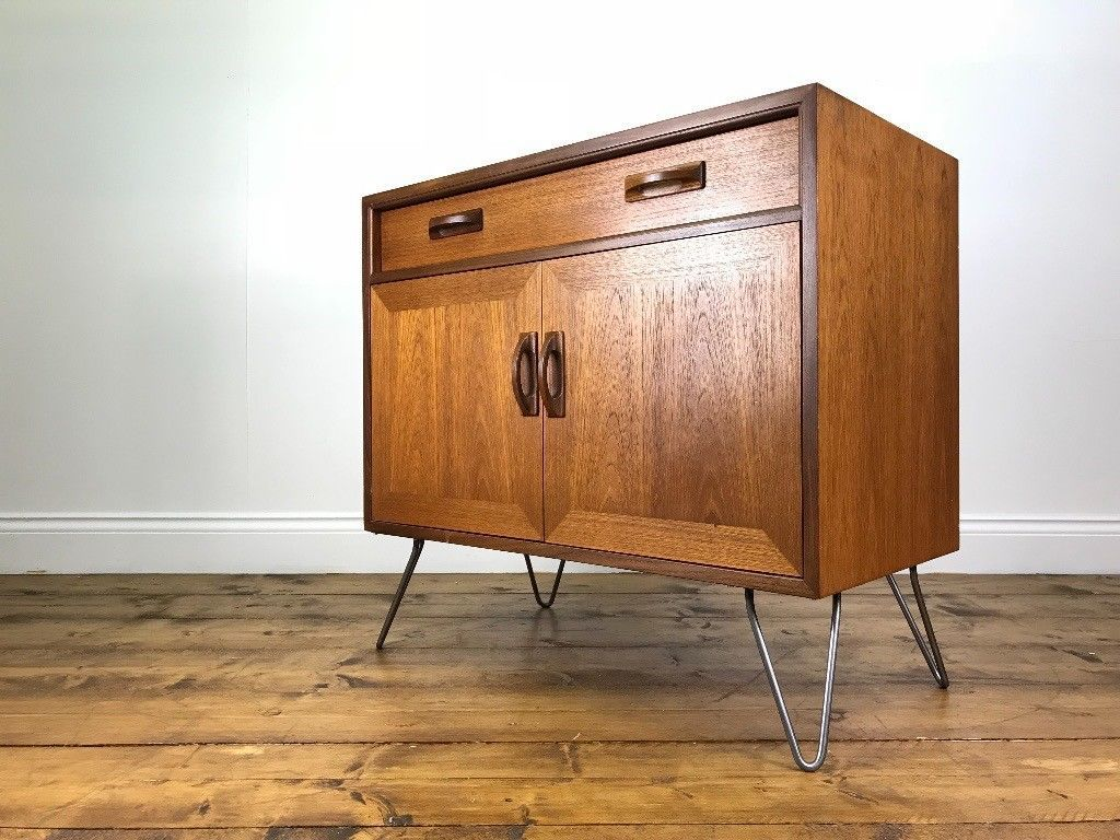 1024x768 Retro G Plan sideboard Vintage TV Unit Stand Danish Mid Century ...
