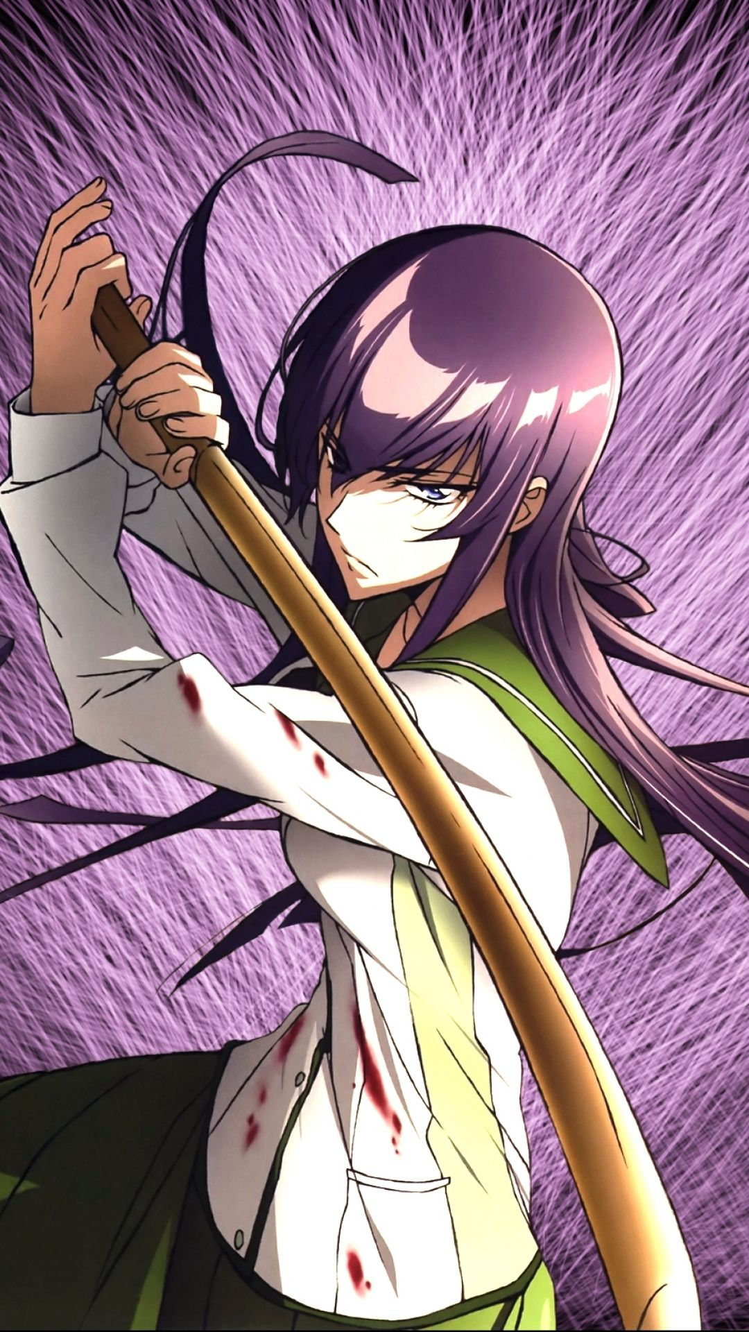1080x1920 Anime/Highschool Of The Dead (1080x1920) Wallpaper ID: 329412 ...