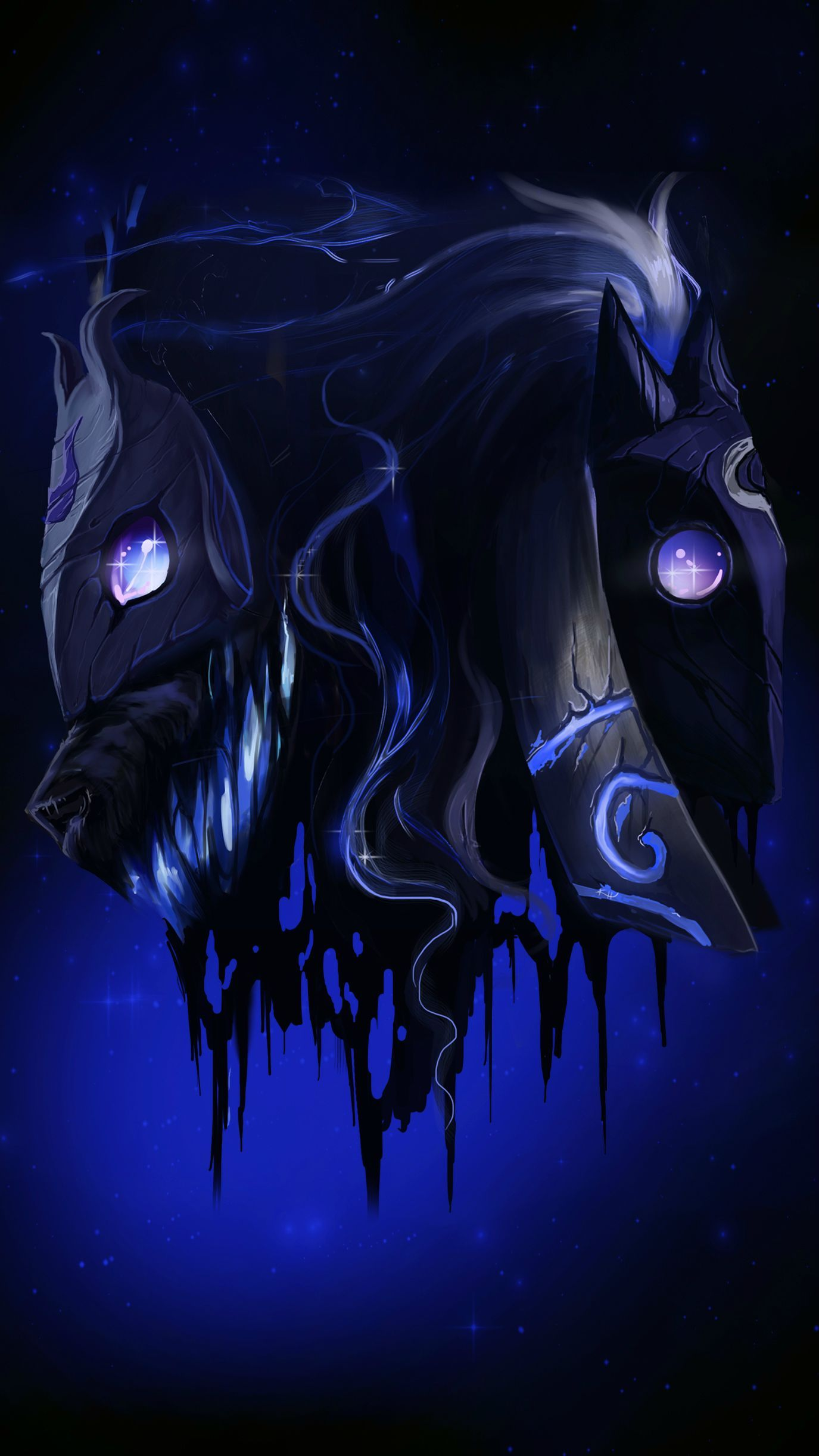 1375x2444 Kindred 1080x1920 Wolf and Lamb by KH for Mobile Phone WallPaper - Imgur