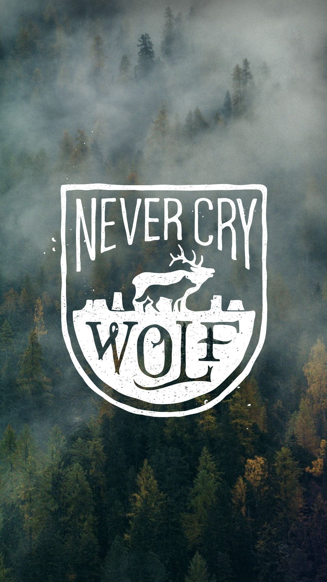 1080x1920 Never Cry Wolf