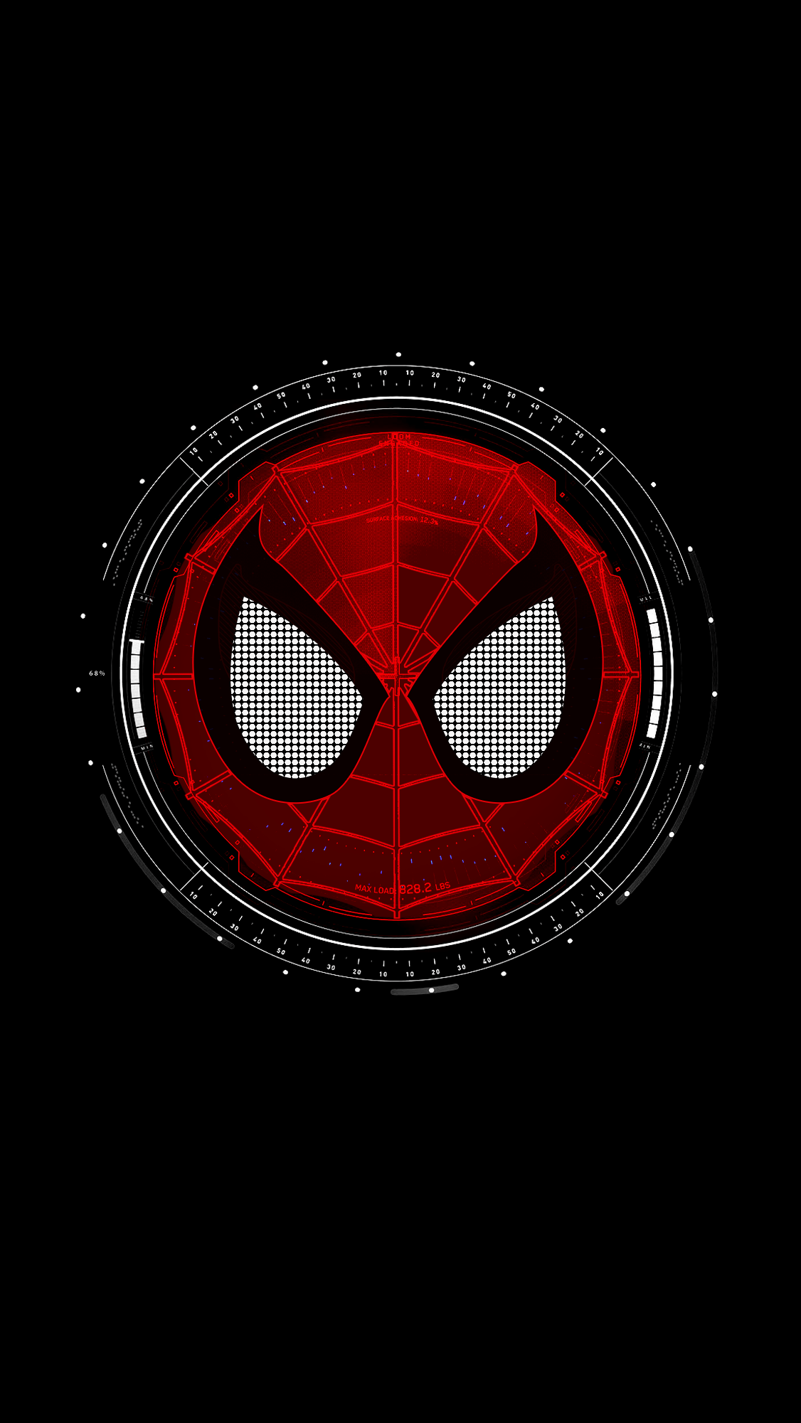 1126x2001 Put this together for my phone wallpaper : Spiderman