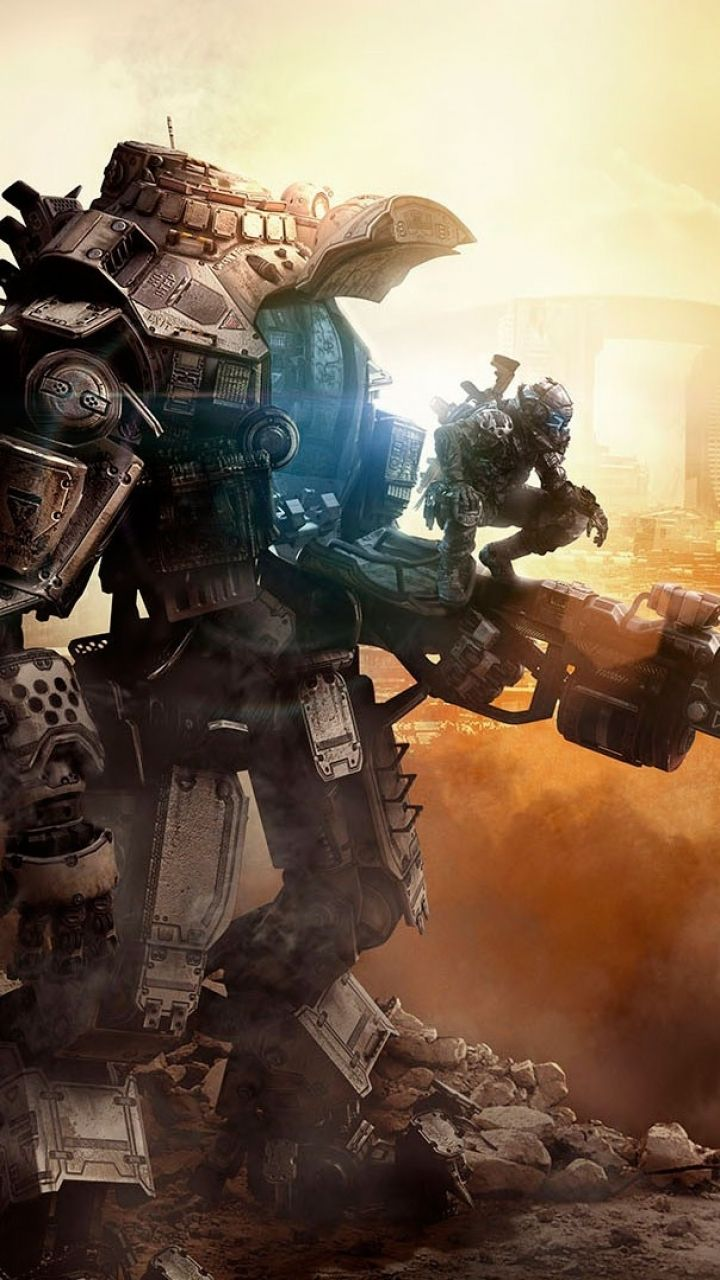 720x1280 Video Game/Titanfall (720x1280) Wallpaper ID: 78124 - Mobile Abyss