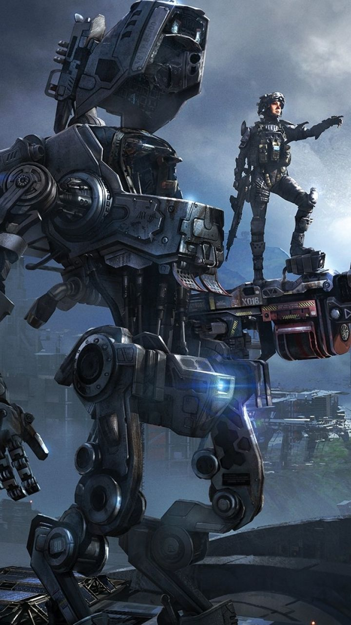 720x1280 Video Game/Titanfall (720x1280) Wallpaper ID: 188231 - Mobile Abyss