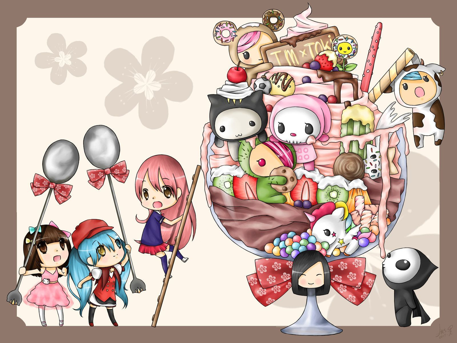 1600x1200 Tokidoki Wallpaper Desktop 900×506 Tokidoki desktop wallpaper (49 ...
