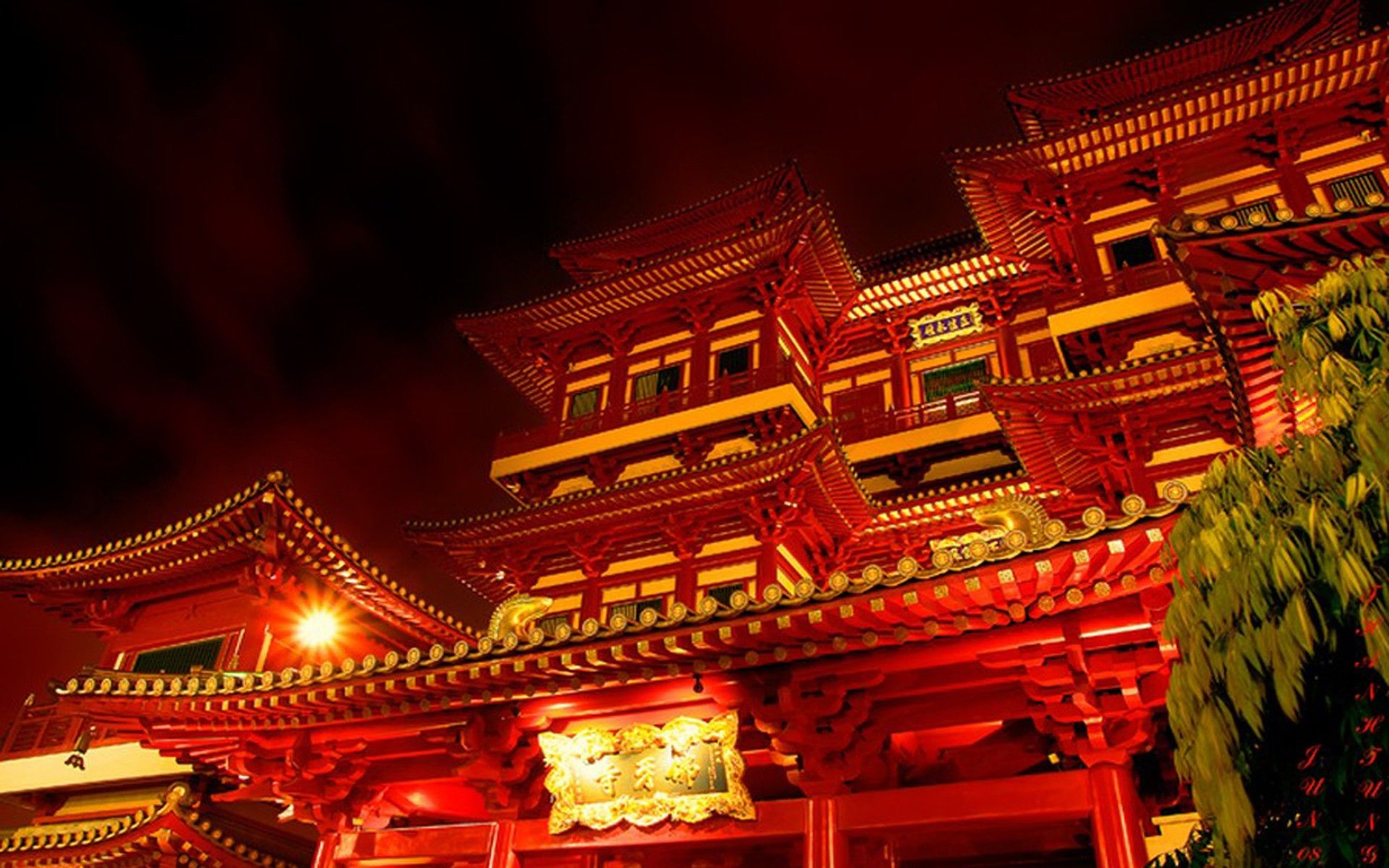 1920x1200 Traditional Chinese architecture wallpapers and images - wallpapers ...
