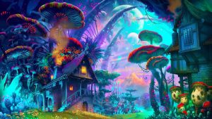 Trippy House Wallpapers – Top Free Trippy House Backgrounds