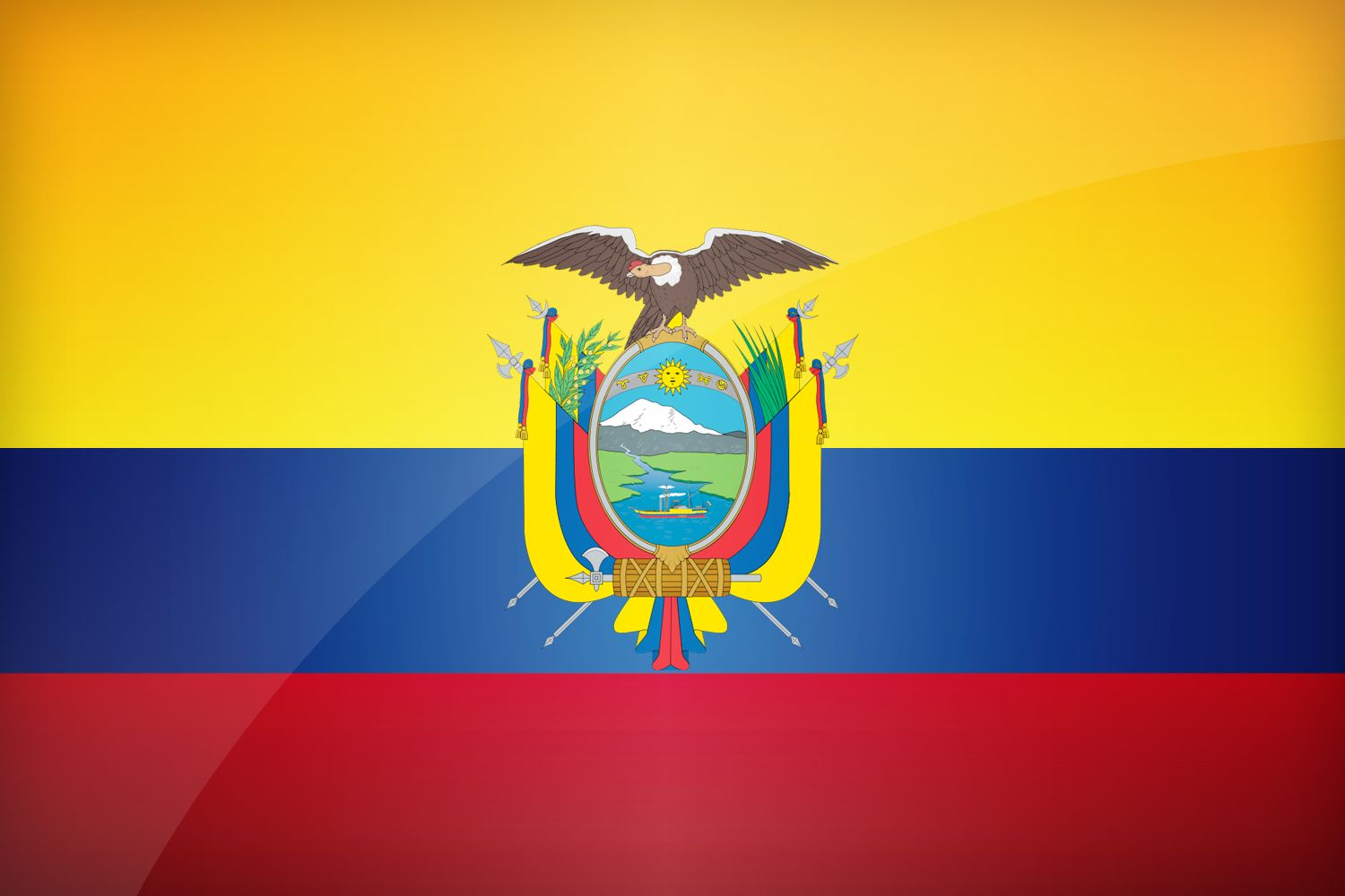 1500x1000 Colombia Football Wallpaper