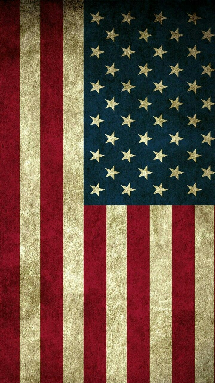 720x1280 USA Old Flag | Wallpapers Mobile | Pinterest | Flags, Wallpaper and ...