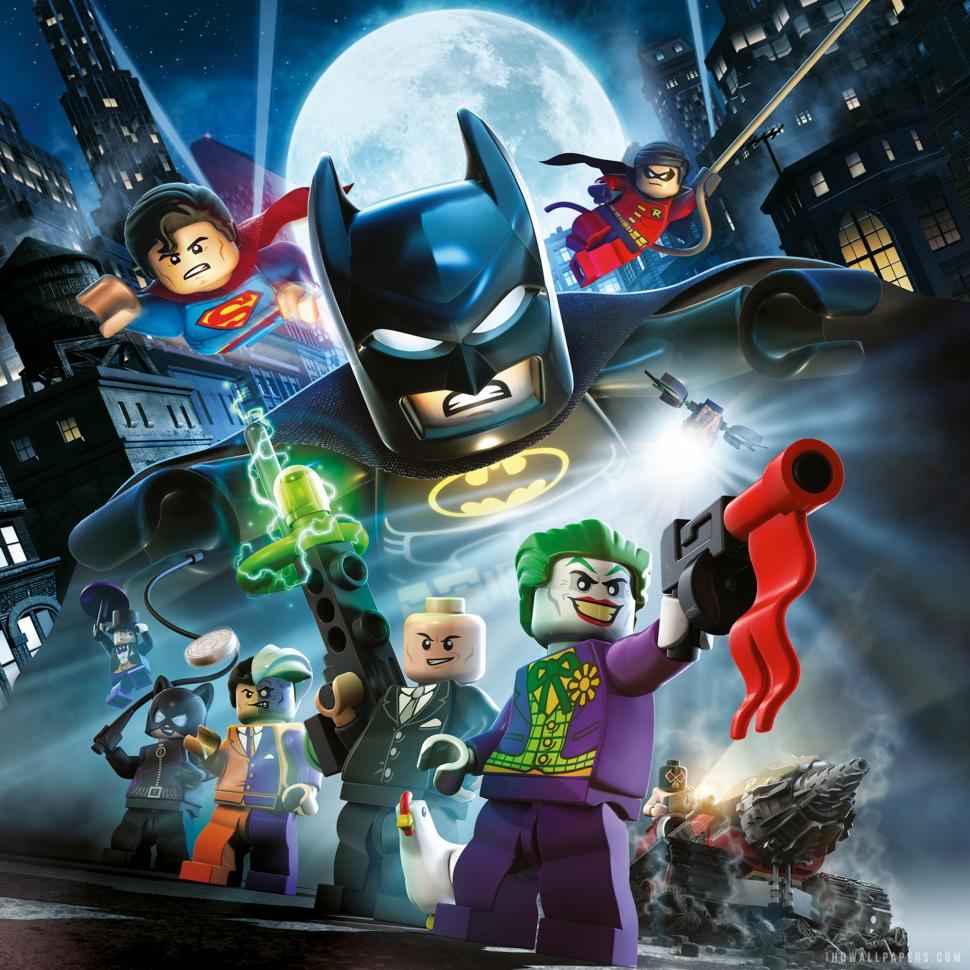 970x970 LEGO Batman The Movie DC Super Heroes Unite wallpaper | games ...