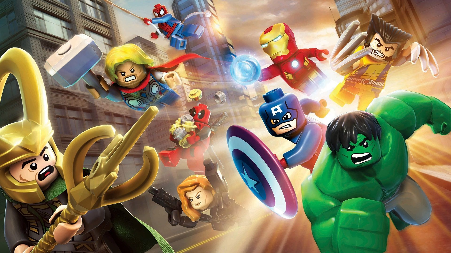 1920x1080 LEGO Marvel Super Heroes Wallpaper Full HD Wallpaper and Background ...