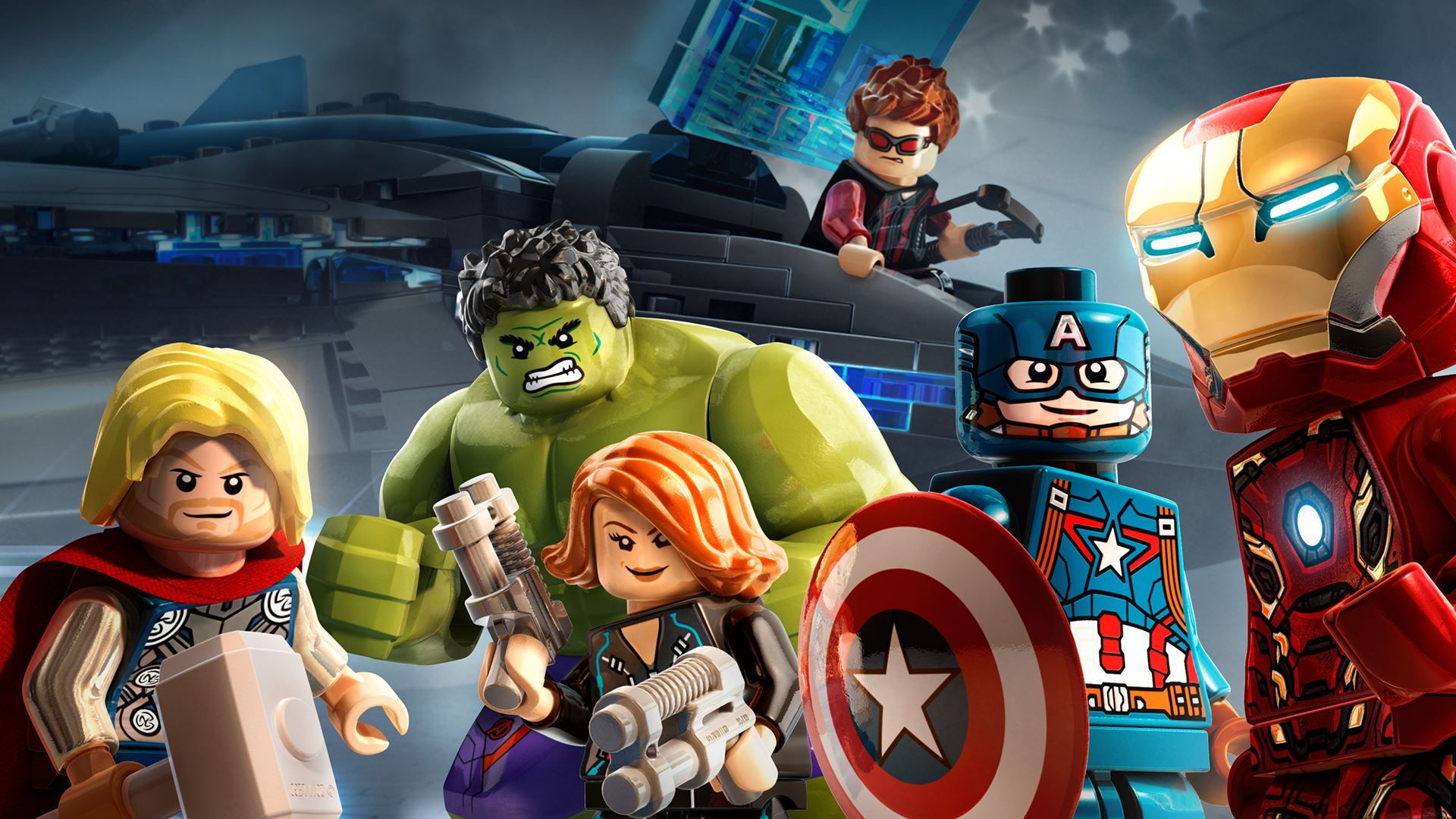 1920x1080 Lego Marvel's Avengers Review (Xbox One)