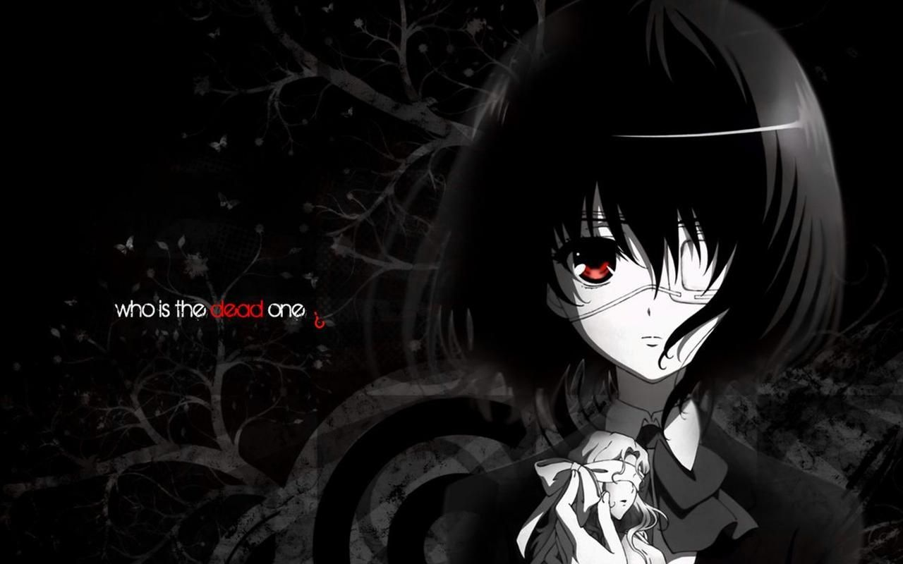 1280x800 anime wallpapers Another - Szukaj w Google | Another | Pinterest ...