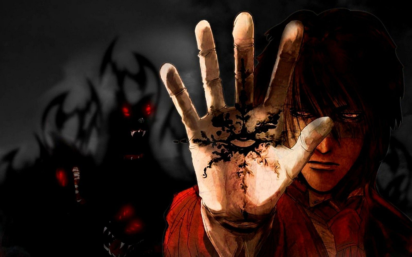 1600x1000 Horror Anime | HD Horror Anime Wallpaper | Manga Wallpaper | creepy ...
