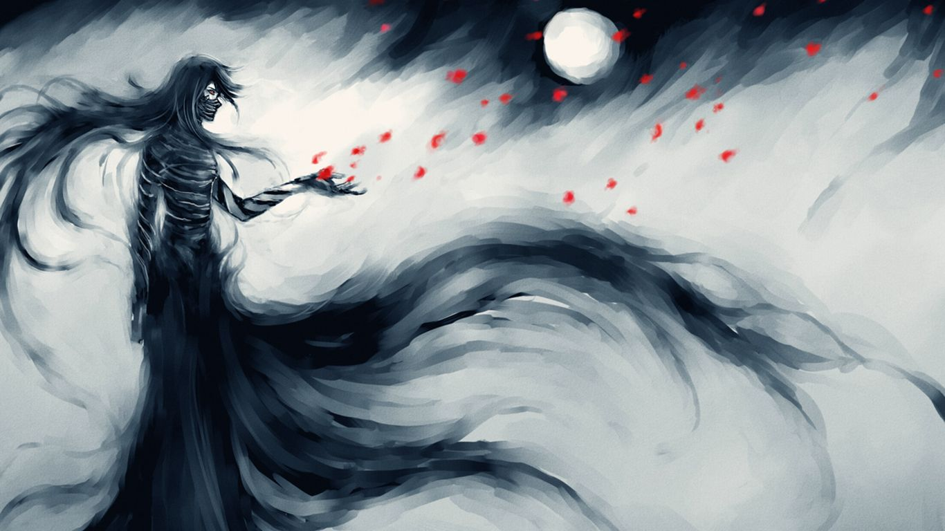 1366x768 Horror Anime Wallpapers - WallpaperPulse