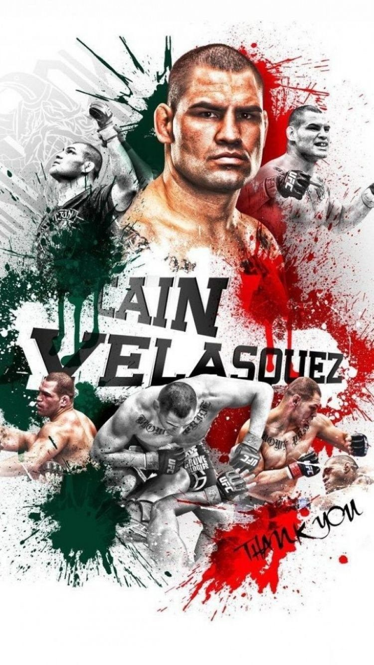 750x1334 Download Wallpapers 750x1334 Cain Velasquez, Fighter, Mma iPhone 6 ...