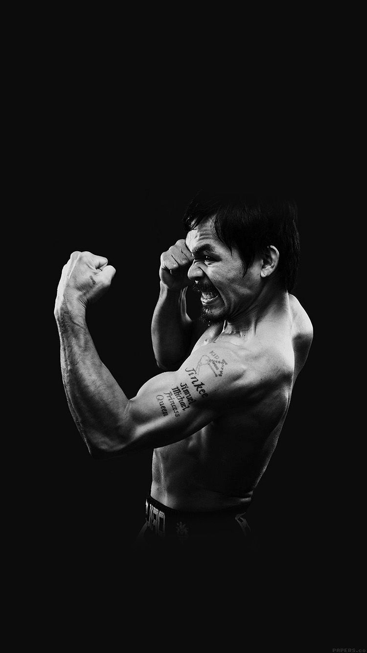 750x1334 MANNY PACQUIAO DARK BOXING LEGEND WALLPAPER HD IPHONE | Manny ...