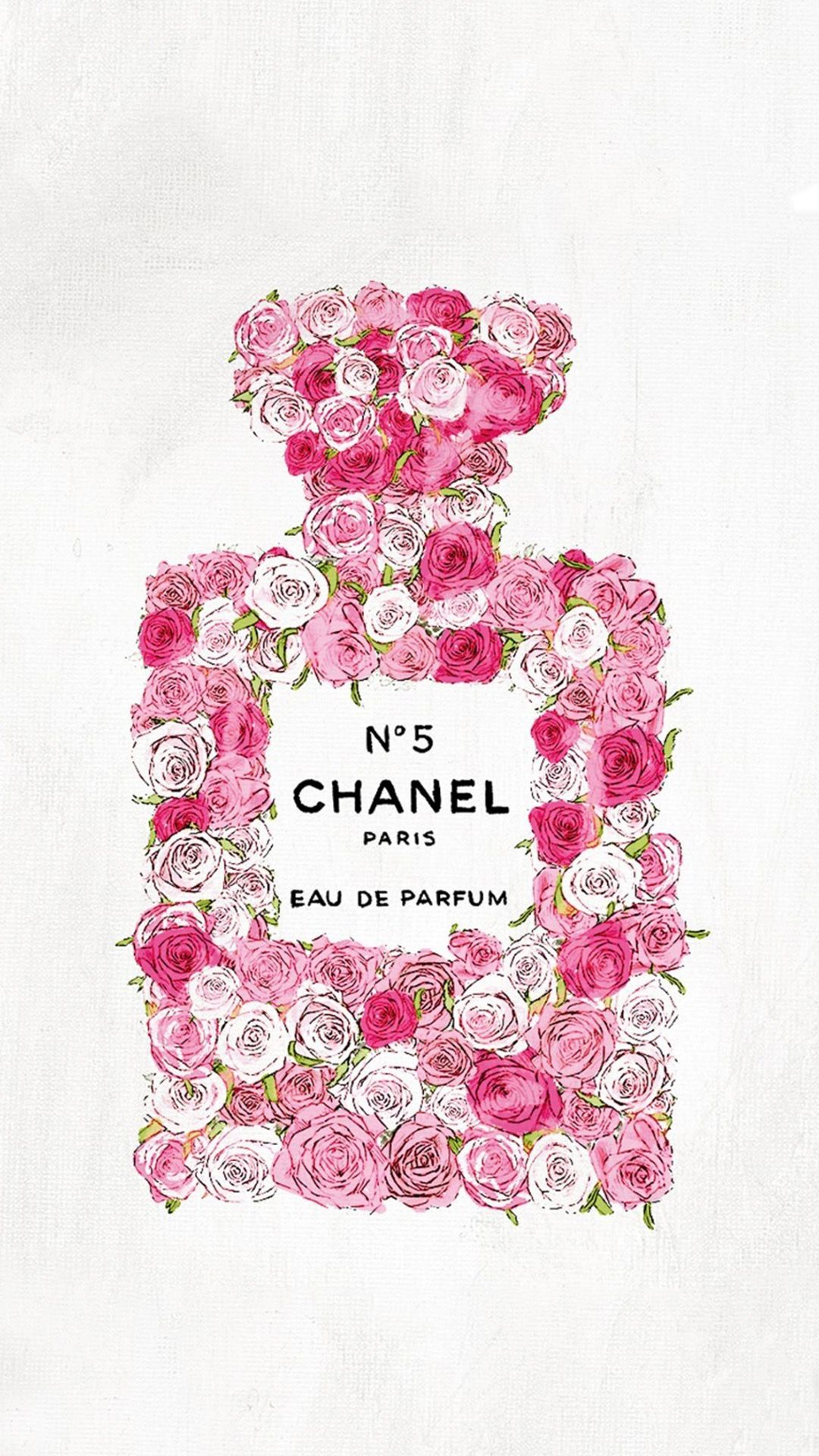 1080x1920 Chanel N°5~ | 14 Free Phone Wallpapers for the Girl Who ...