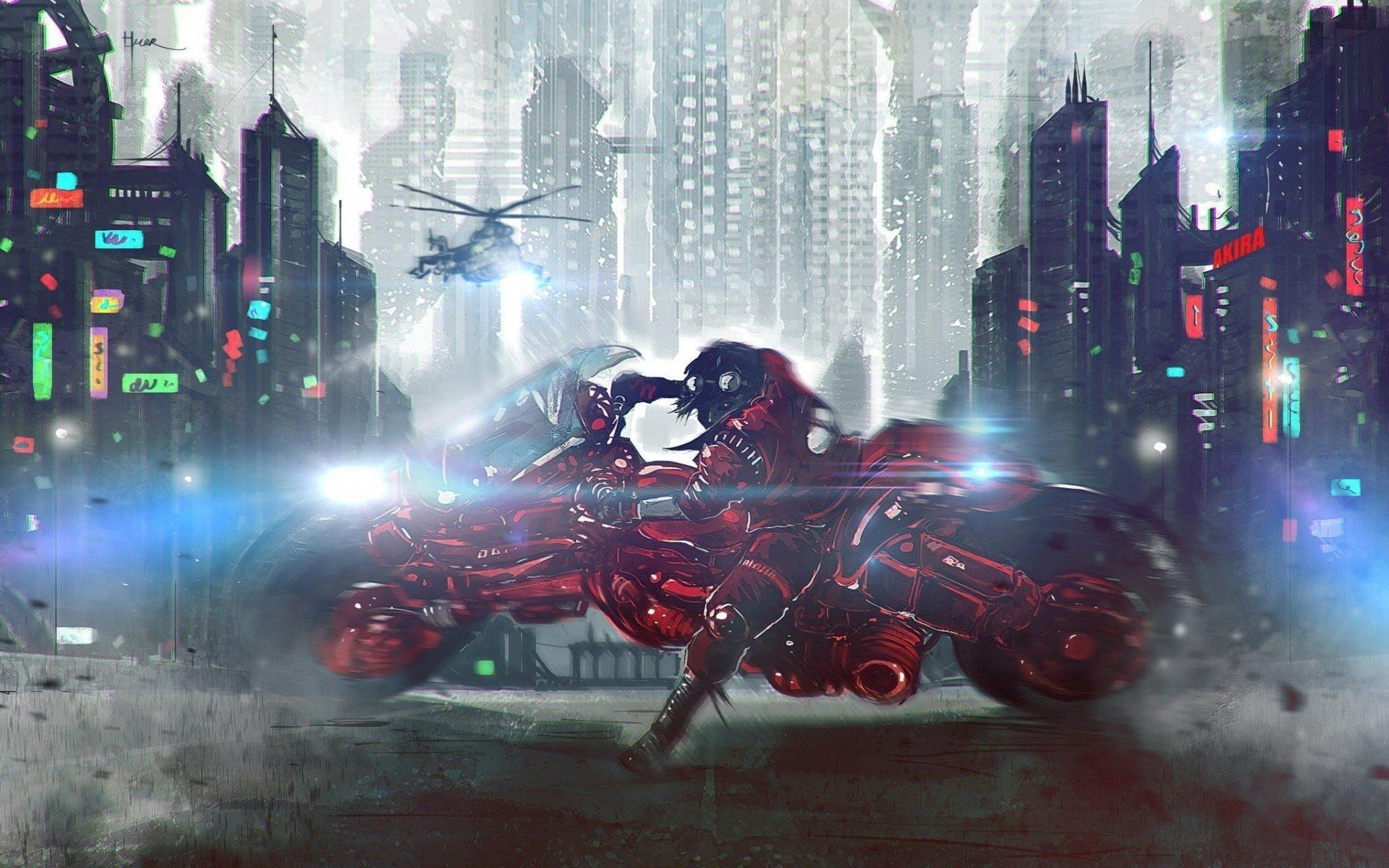 1920x1200 59 Akira HD Wallpapers | Background Images - Wallpaper Abyss