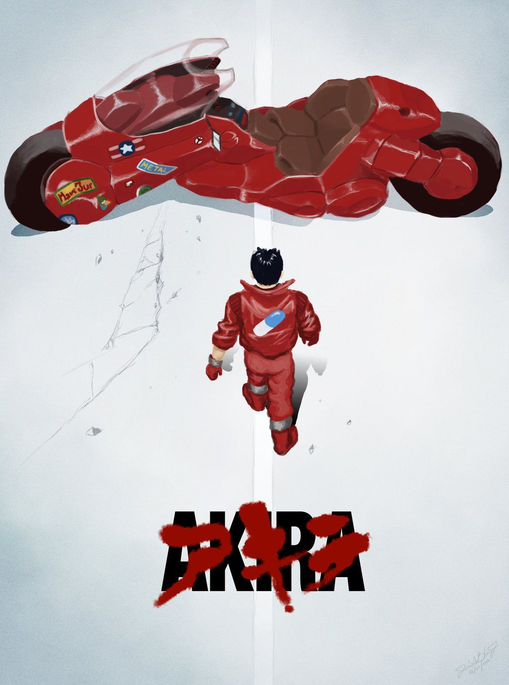 1024x1377 Anime Akira wallpapers (Desktop, Phone, Tablet) - Awesome Desktop ...