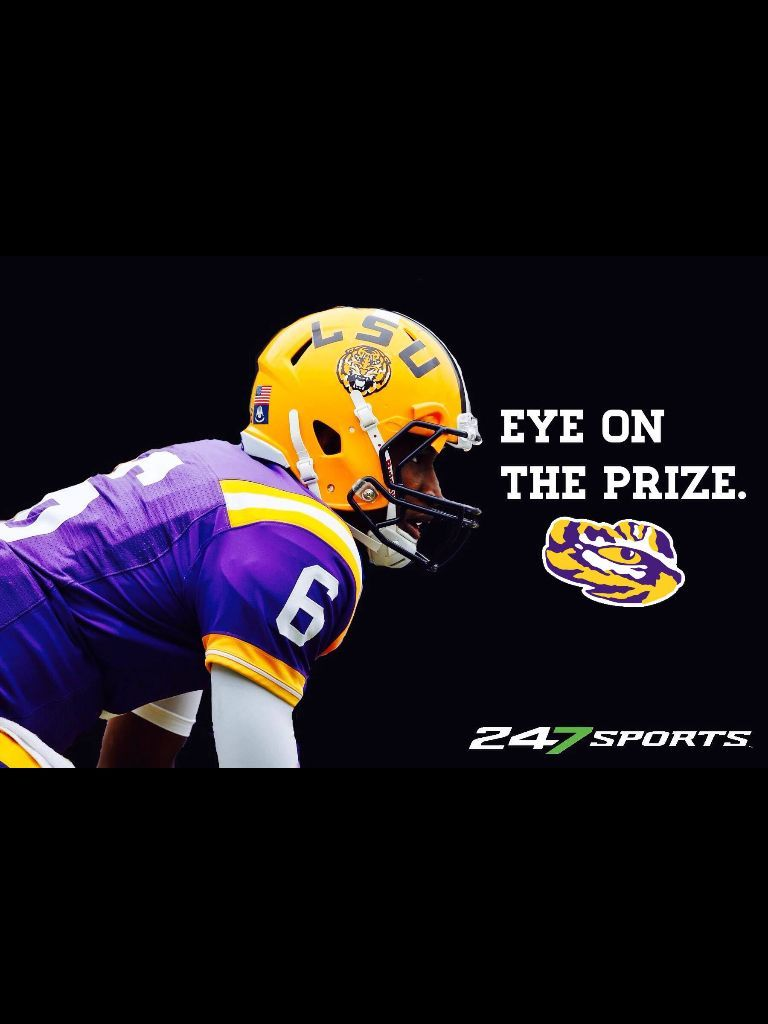 768x1024 GEAUX TIGERS! Eye on the prize iphone wallpaper cell phone ...