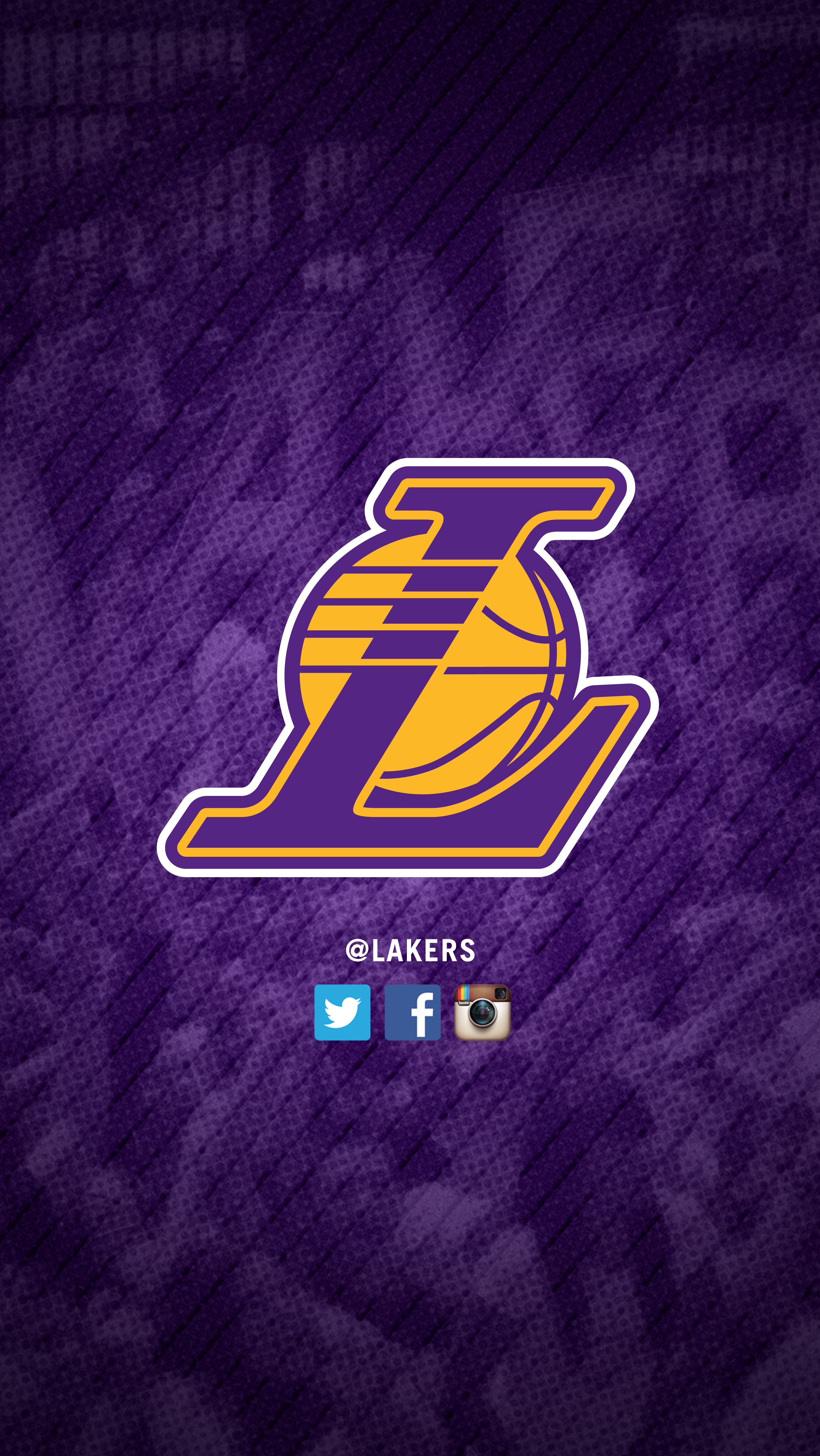 2898x5144 Lakers Mobile Wallpapers | Los Angeles Lakers