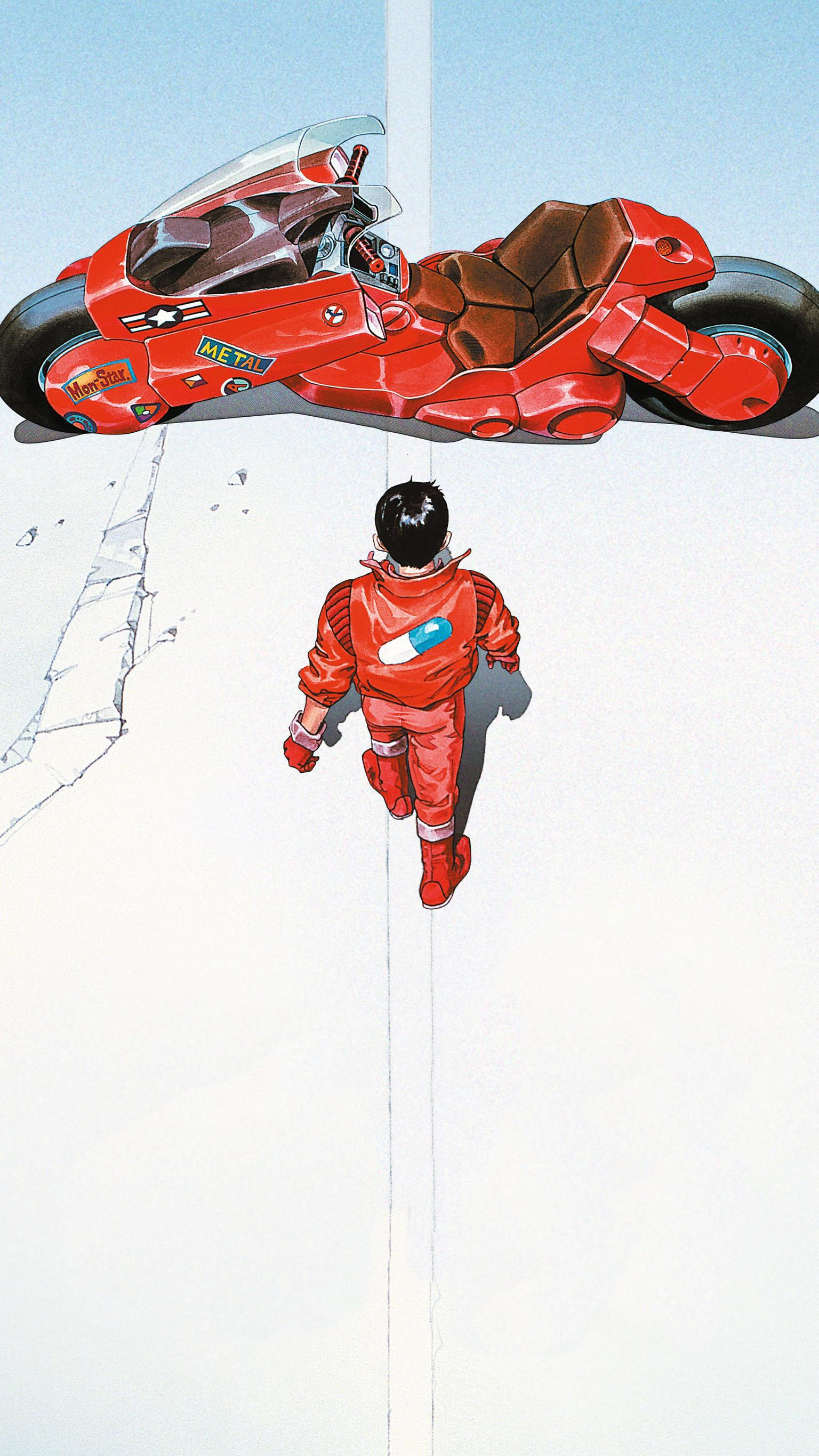 1536x2732 Akira (1988) Phone Wallpaper | Moviemania