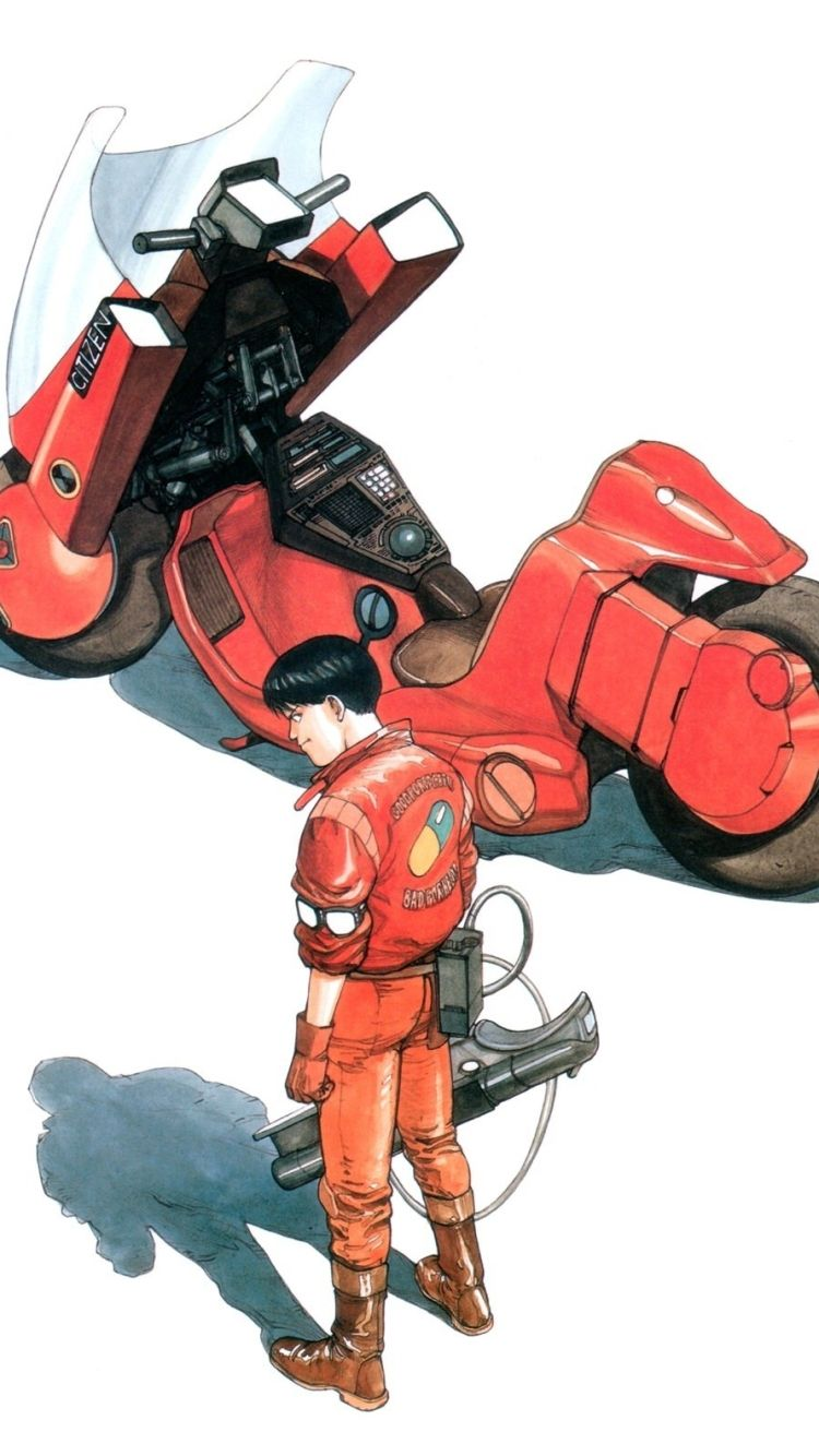 750x1334 15 Akira Apple/iPhone 7 (750x1334) Wallpapers - Mobile Abyss