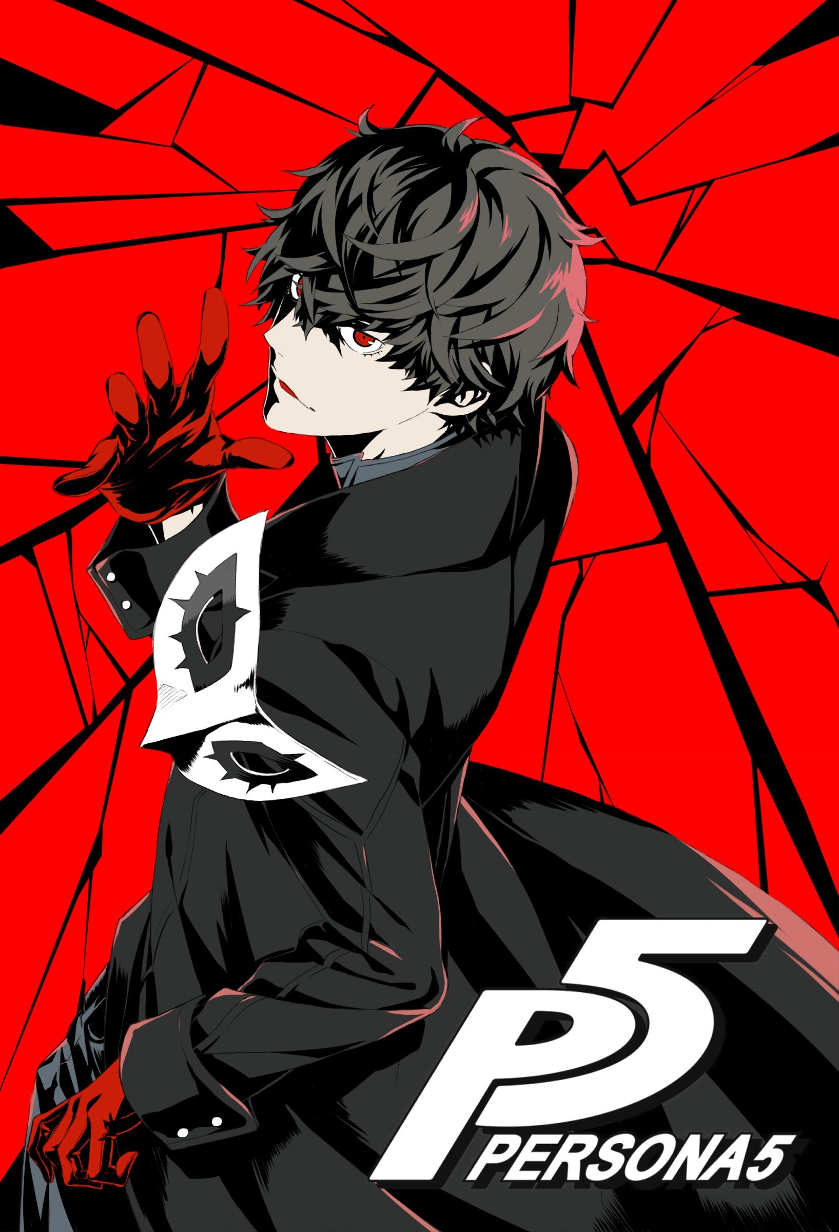 1635x2400 Joker (Persona 5) - Kurusu Akira - Mobile Wallpaper #1839757 ...