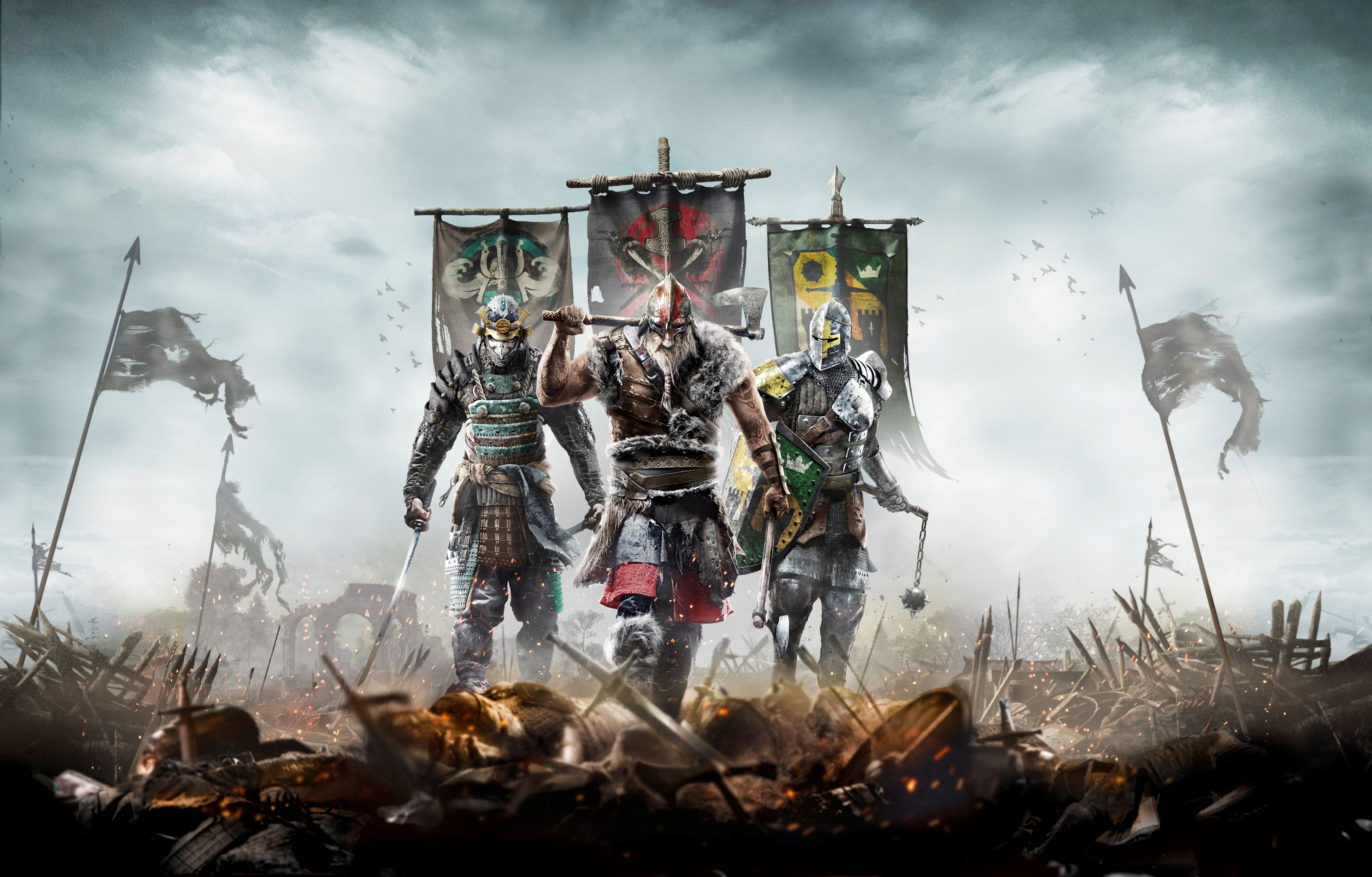 5866x3750 76 For Honor HD Wallpapers | Background Images - Wallpaper Abyss