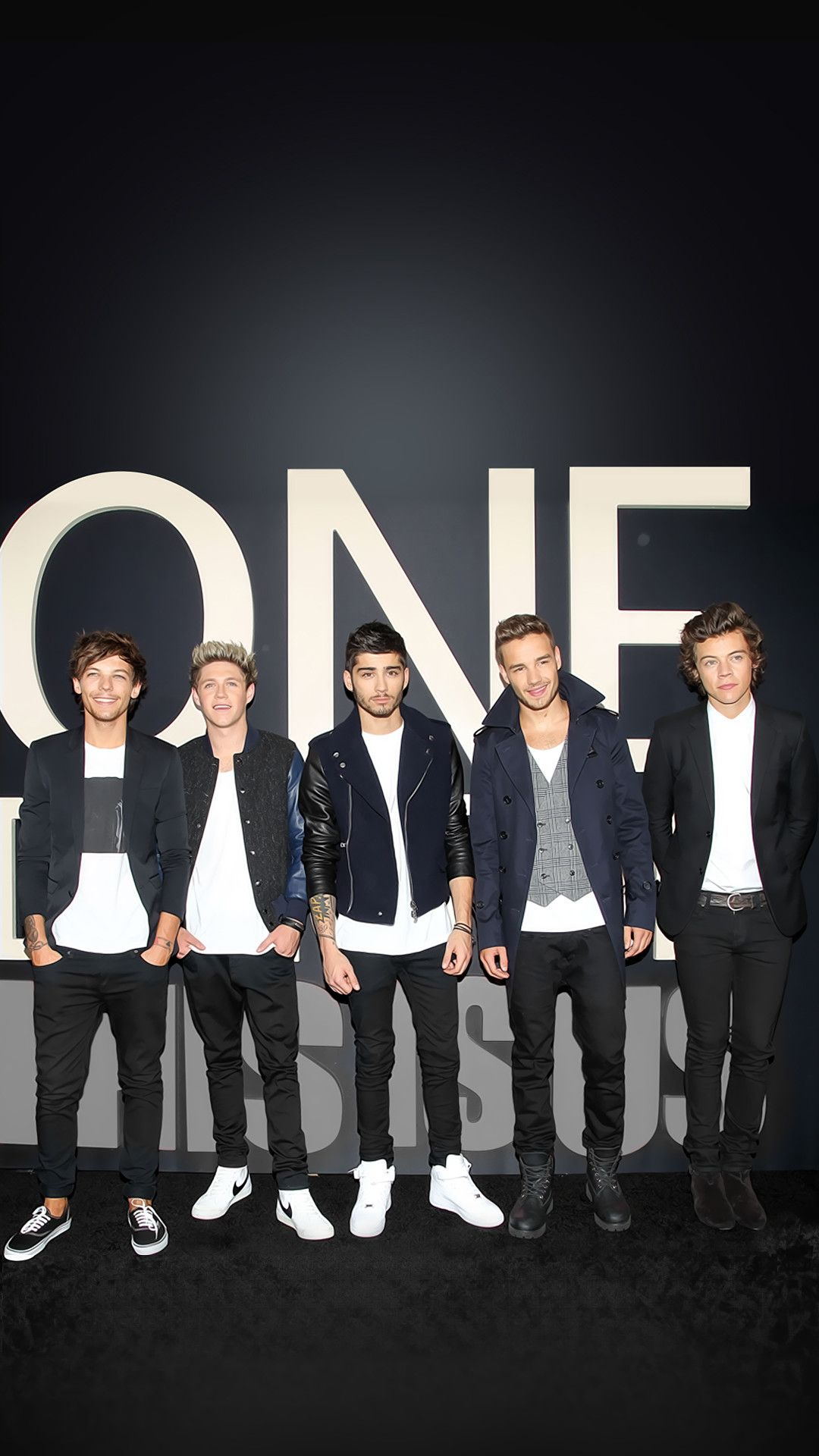 1080x1920 One Direction iPhone Wallpaper (71+ images)