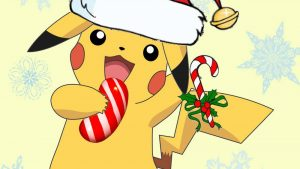 Christmas Pikachu Wallpapers – Top Free Christmas Pikachu Backgrounds