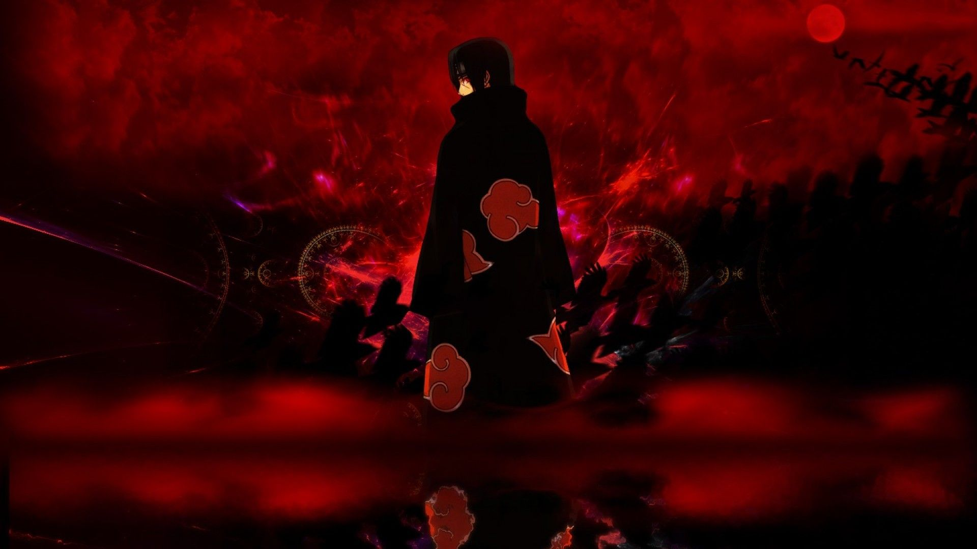 1920x1080 ScreenHeaven: Akatsuki Naruto: Shippuden Uchiha Itachi desktop and ...