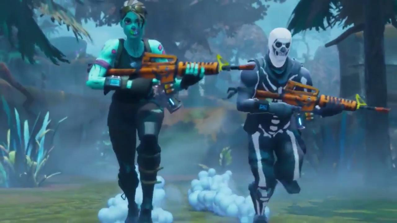 1280x720 Fortnite Battle Royale Halloween event COUNTDOWN - Fortnitemares ...