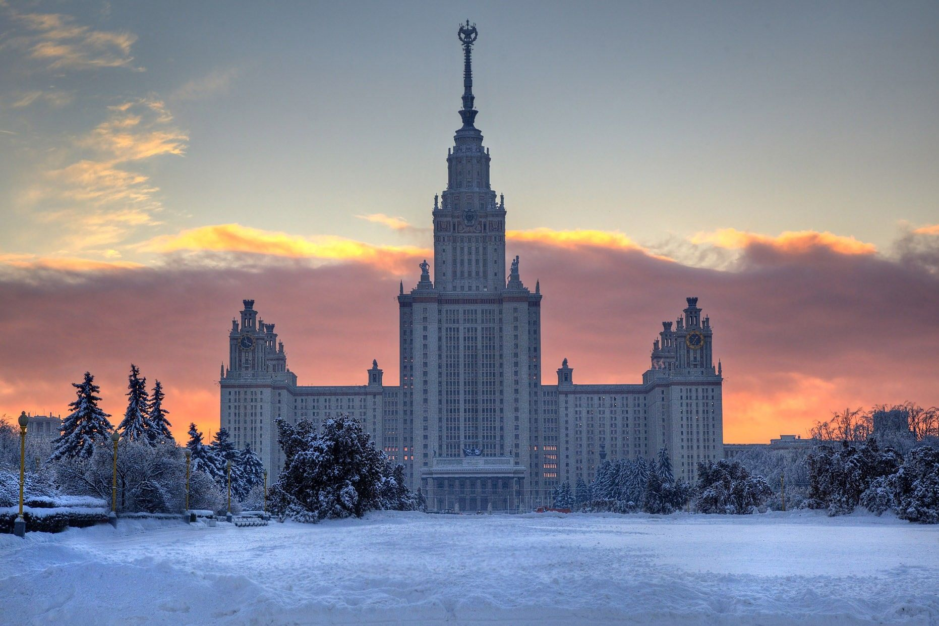 1862x1241 Other: Russian Winter Government Snow Parliament Building Russia ...